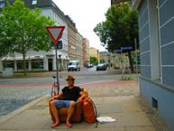 Straßen Leipzig's