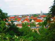 Stadtrundblick vom Fockeberg